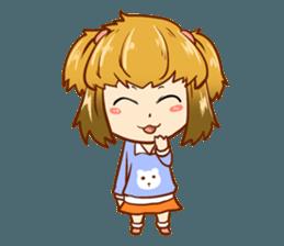 The Mood Girl! + sticker #11817880