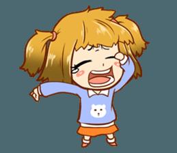 The Mood Girl! + sticker #11817906