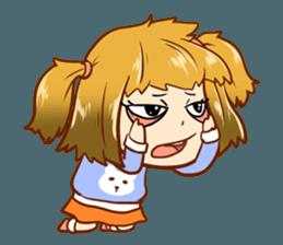 The Mood Girl! + sticker #11817908