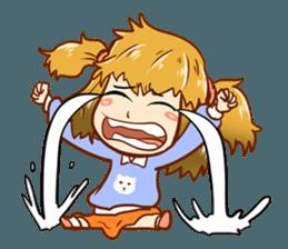 The Mood Girl! + sticker #11817922