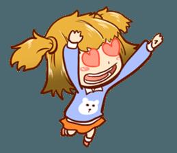 The Mood Girl! + sticker #11817928