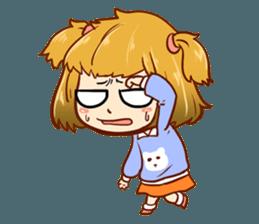 The Mood Girl! + sticker #11817931