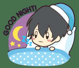 Notice Me Senpai! Mobile Game sticker #11820615