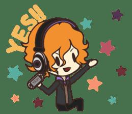 Notice Me Senpai! Mobile Game sticker #11820618