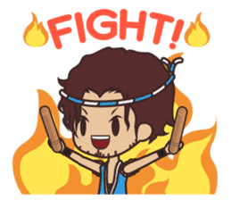 Notice Me Senpai! Mobile Game sticker #11820625