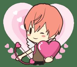 Notice Me Senpai! Mobile Game sticker #11820635