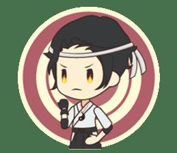 Notice Me Senpai! Mobile Game sticker #11820647