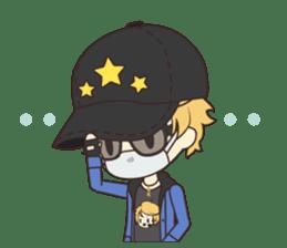 Notice Me Senpai! Mobile Game sticker #11820650