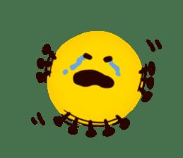 emoji chan 2 sticker #11822616