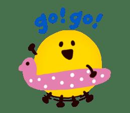 emoji chan 2 sticker #11822622