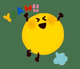 emoji chan 2 sticker #11822625