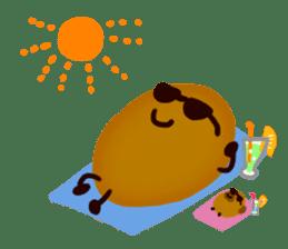 emoji chan 2 sticker #11822652