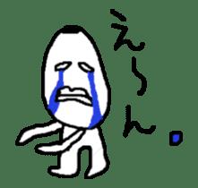 yokai moving part1 sticker #11824179