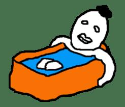 yokai moving part1 sticker #11824182