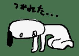 yokai moving part1 sticker #11824185