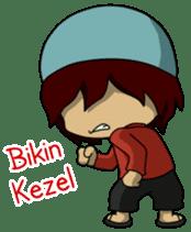 Download 460  Gambar Animasi Keren Santri HD Paling Keren