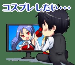 Tyoumiryou Sticker 5 sticker #11837662