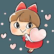 สติ๊กเกอร์ไลน์ Kawaii GeGeGe no Kitaro5