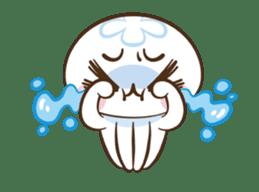 Clara the Jellyfish (Animated Stickers) sticker #11847304
