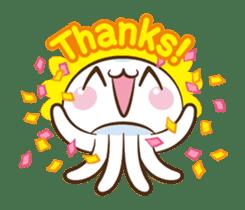 Clara the Jellyfish (Animated Stickers) sticker #11847305