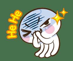 Clara the Jellyfish (Animated Stickers) sticker #11847307