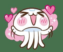 Clara the Jellyfish (Animated Stickers) sticker #11847313
