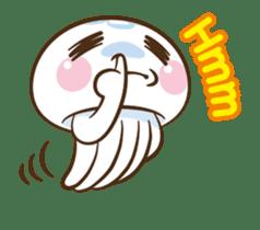 Clara the Jellyfish (Animated Stickers) sticker #11847315