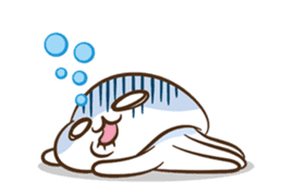 Clara the Jellyfish (Animated Stickers) sticker #11847317