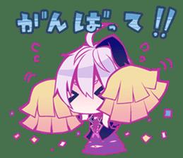 Sticker Hana-chan sticker #11849142