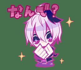 Sticker Hana-chan sticker #11849146