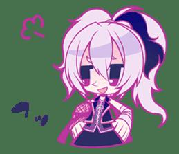 Sticker Hana-chan sticker #11849147
