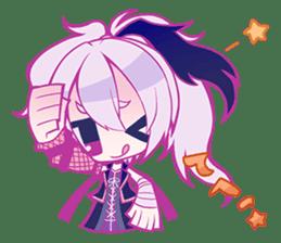 Sticker Hana-chan sticker #11849149