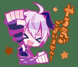 Sticker Hana-chan sticker #11849152