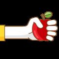 Animated hand