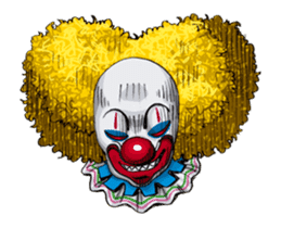 Horror!Horror!Horror! Move sticker #11852137