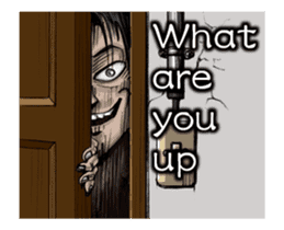Horror!Horror!Horror! Move sticker #11852143