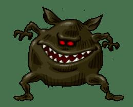 Horror!Horror!Horror! Move sticker #11852163