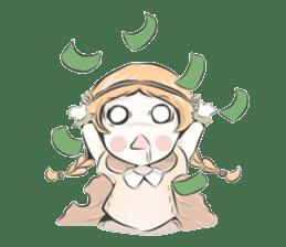 Story Of Fairy sticker #11855408