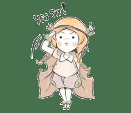 Story Of Fairy sticker #11855412