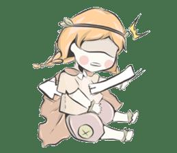 Story Of Fairy sticker #11855422