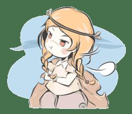 Story Of Fairy sticker #11855428