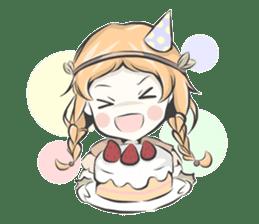 Story Of Fairy sticker #11855430