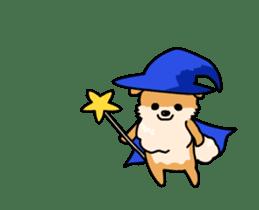 Cute Pomeranian Animation sticker #11857947
