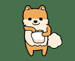 Cute Pomeranian Animation sticker #11857951