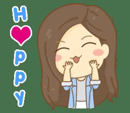 Rina Office Girl (English) sticker #11865300