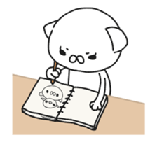 Animated MochiNyan & MochiBird sticker #11870665