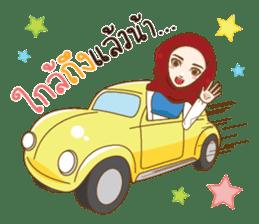 SairaHijab sticker #11871870