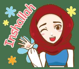 SairaHijab sticker #11871875