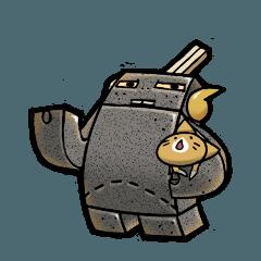 Konjac robot