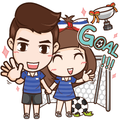 Cheer Thailand +